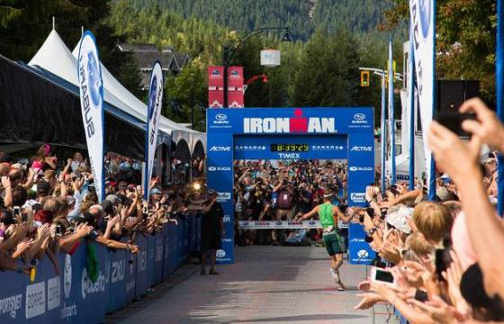 IRONMAN - Mont Tremblant, Canada ~ 2014