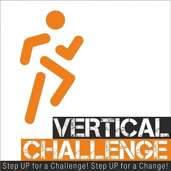 Vertical Challenge - Steps for Life Edition