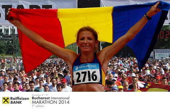 Raiffeisen Bank Bucharest Marathon ~ 2014