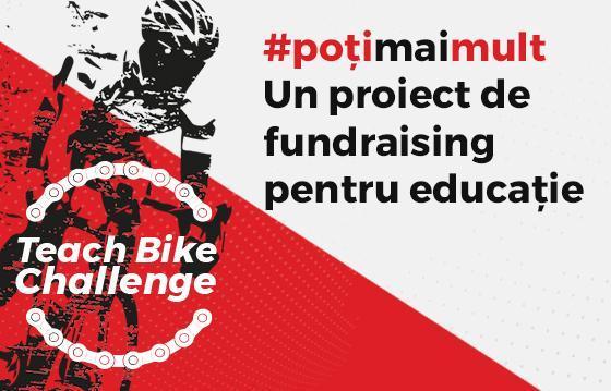 Teach Bike Challenge ~ 2018