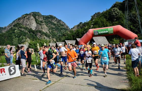 Cozia Mountain Run ~ 2019