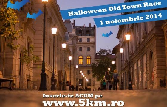Halloween Old Town Race