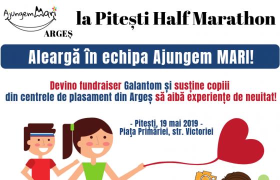 Pitesti Half Marathon ~ 2019