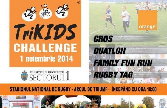 TriKids Challenge ~ 2014