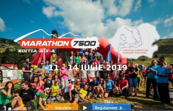 Maraton 7500 ~ 2019