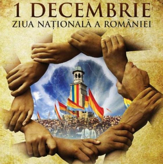 Uniți alergăm de Ziua Națională!