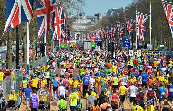 Virgin Money London Marathon ~ 2015
