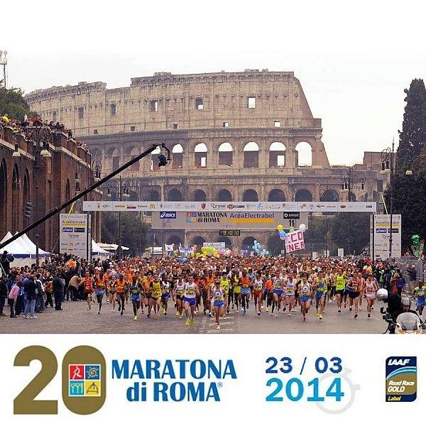 Maratona di Roma ~ 2014