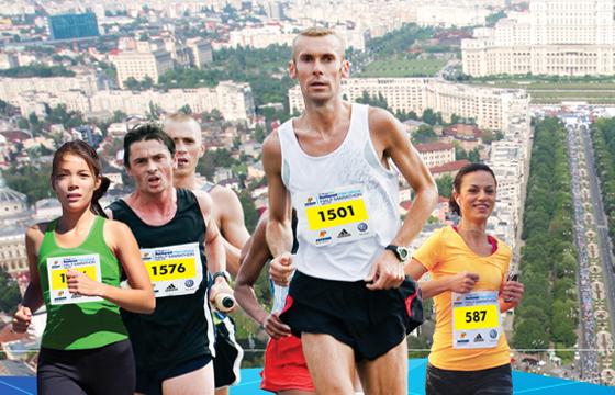 OMV Petrom Bucharest Half Marathon ~ 2015