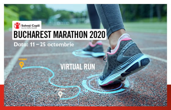 Raiffeisen Bank Bucharest Marathon ~ 2020