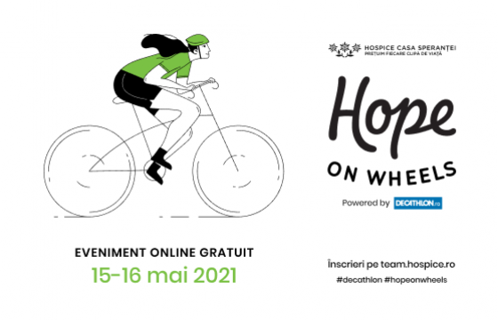 Hope on Wheels ~ 2021