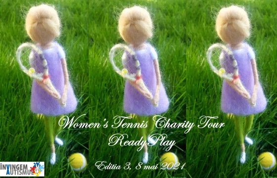 Women's Tennis Charity Tour ReadyPlay ~ 2021