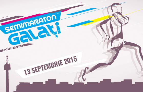 Semimaratonul Galati ~ 2015
