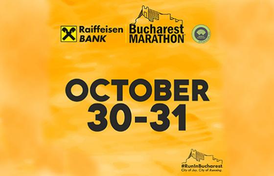 Raiffeisen Bank Bucharest Marathon ~ 2021