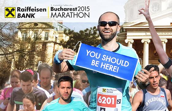 Raiffeisen Bank Bucharest Marathon ~ 2015