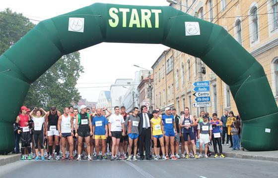 Maratonul Timisoara ~ 2015