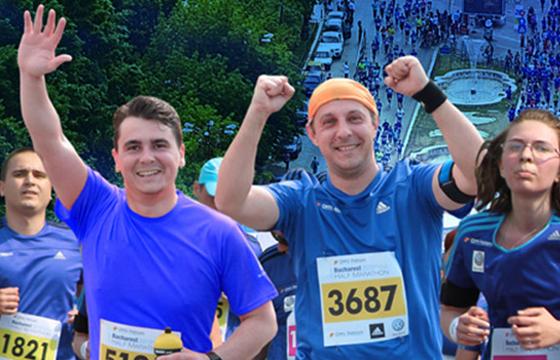 OMV Petrom Bucharest Half Marathon ~ 2016