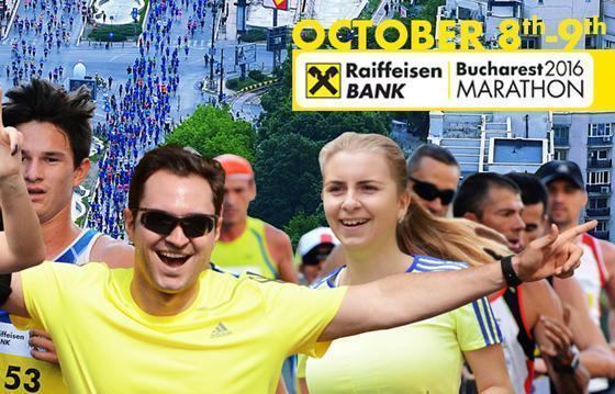 Raiffeisen Bank Bucharest Marathon ~ 2016