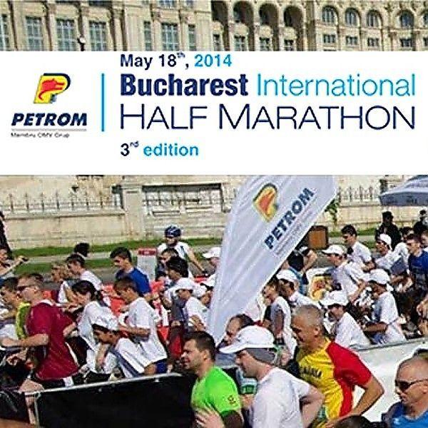 OMV Petrom Bucharest Half Marathon ~ 2014