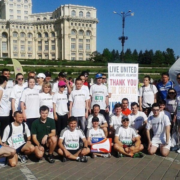 Raiffeisen Bank Bucharest Marathon ~ 2013