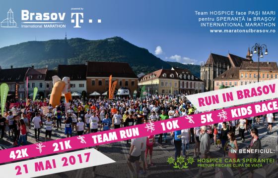 Maratonul International Brasov powered by Telekom ~ 2017