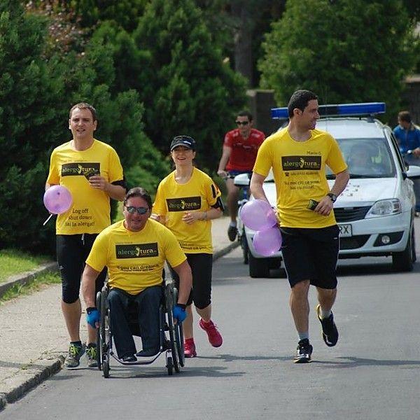 12.000 km prin Europa pentru îmbunătățirea calității vieții persoanelor cu dizabilități