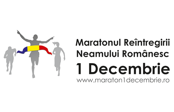 Maratonul 1 Decembrie ~ 2014