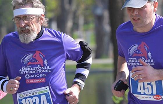 Maratonul Internațional AROBS Cluj Napoca ~ 2015