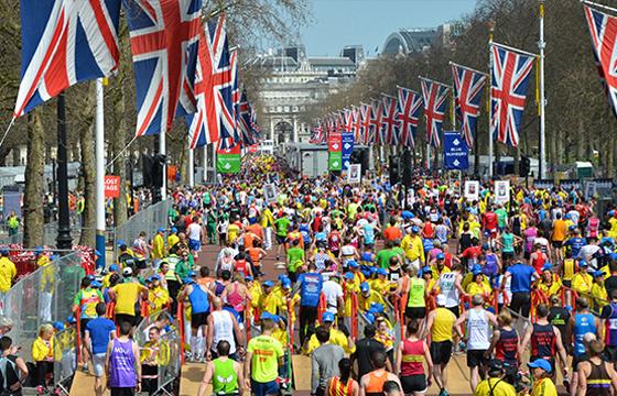 Virgin Money London Marathon ~ 2015