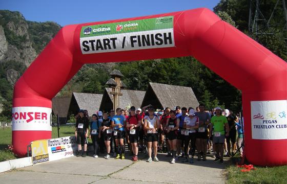 Cozia Mountain Run ~ 2015