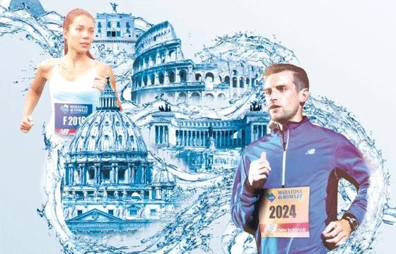 Maratona di Roma ~ 2016