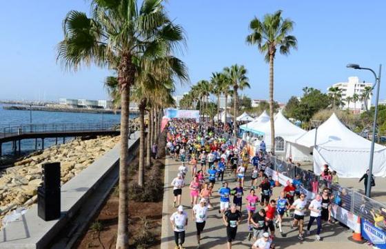 Opap Limassol Marathon GSO ~ 2016