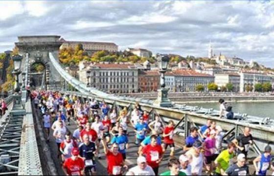 SPAR Budapest Marathon ~ 2016