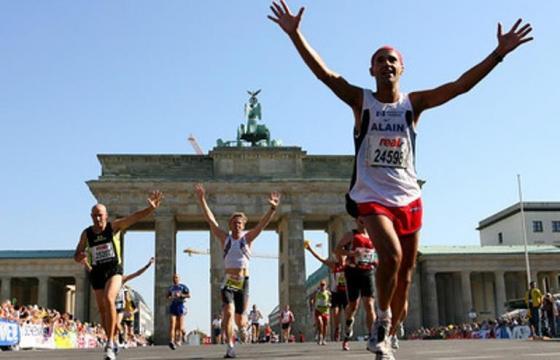 BMW Berlin Marathon ~ 2016