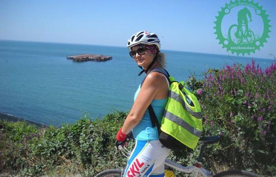 Prima persoana cu diabet tip 1 insulinodependent care face turul Romaniei pe bicicleta