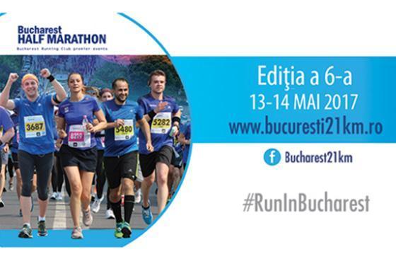 OMV Petrom Bucharest Half Marathon ~ 2017