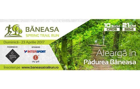 Băneasa Spring Trail Run ~ 2017