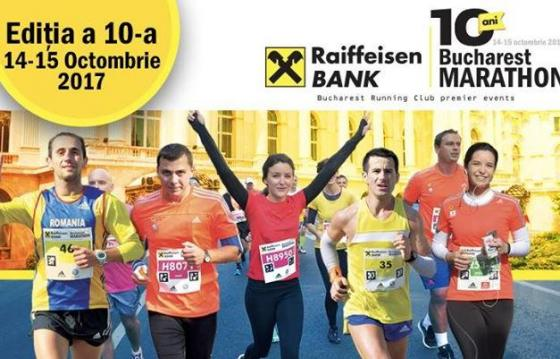 Raiffeisen Bank Bucharest Marathon ~ 2017