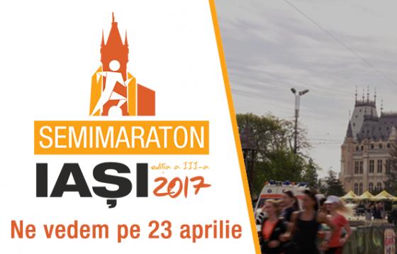 Semimaraton Iasi ~ 2017