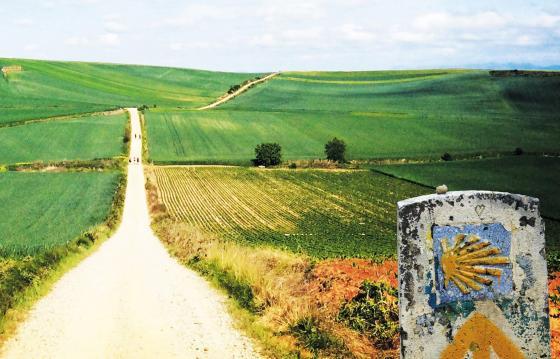 Pe Camino de Santiago pentru Andreas Rares