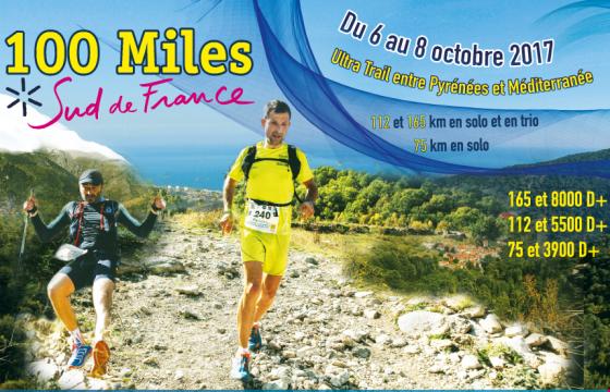 100 Miles Sud de France ~ 2017