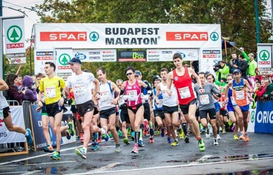 SPAR Budapest Marathon ~ 2017