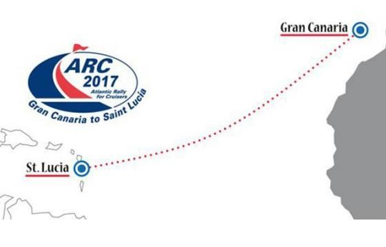 The Arc - Atlantic Rally for Cruisers ~ 2017