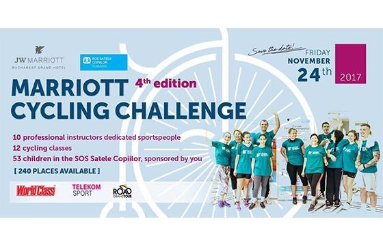 Marriott Cycling Challenge ~ 2017