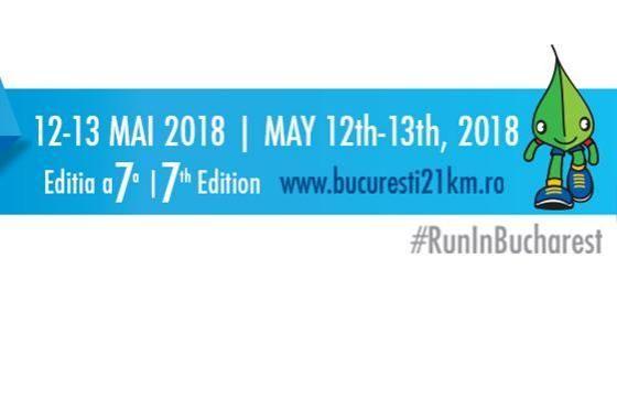 Volkswagen Bucharest Half Marathon ~ 2018