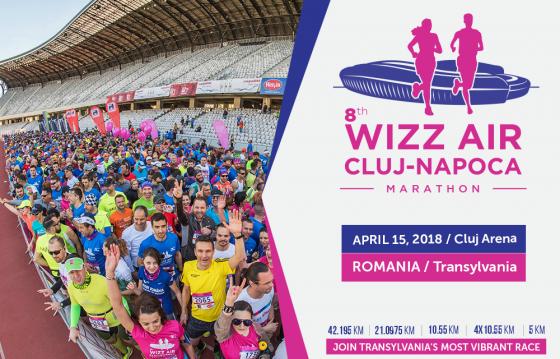 Wizz-Air Cluj Napoca Marathon ~ 2018