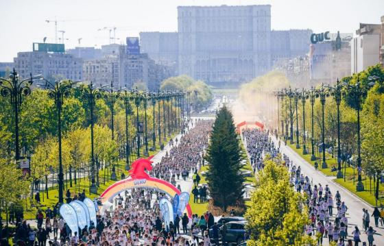 The Color Run - Bucharest Day ~ 2018