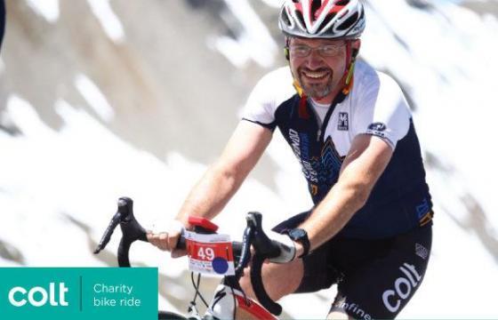 Colt Charity Bike Ride ~ 2018