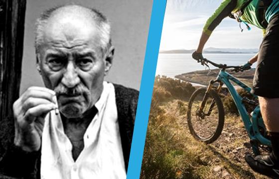 65 km pe bicicletă spre ograda lui Moromete ~ 2018