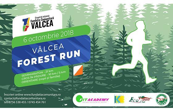 Valcea Forest Run ~ 2018